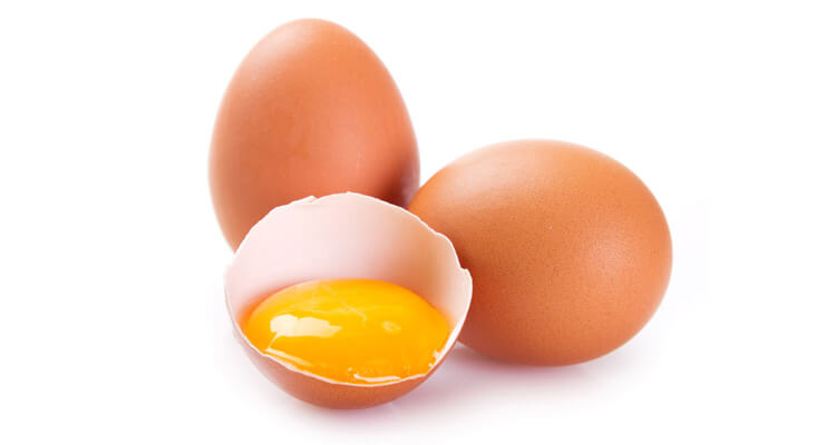 jajka na erekcję